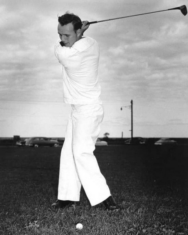 ArnoldPalmerCoastGuard1953