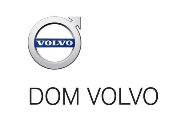 Dom Volvo logo prostokąt