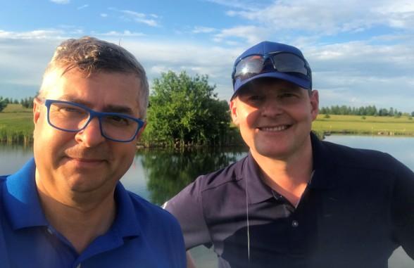 Marcin i Piotr