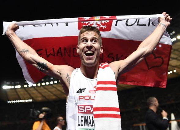 Lewandowski srebro